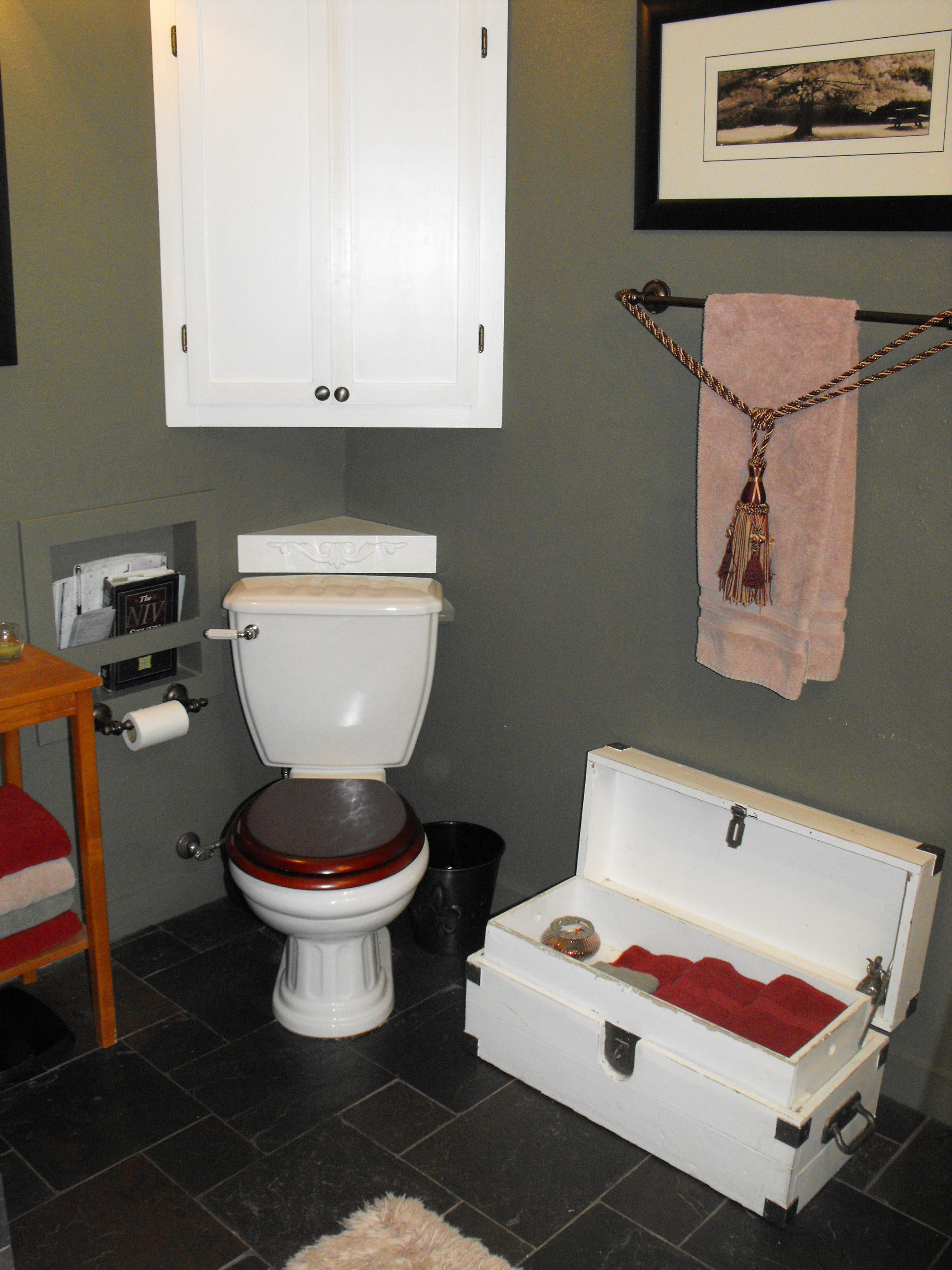 More Big Ideas For Small Bathrooms Jackie Little Miller