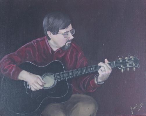 fb Guitar man